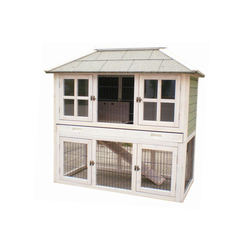 OUTDOOR CAGE WOOD JULIETTE