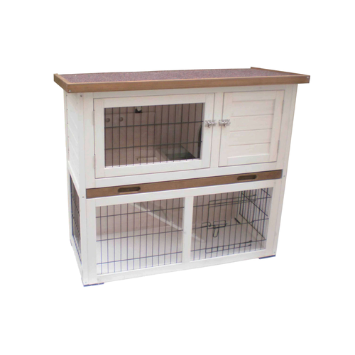 OUTDOOR CAGE WOOD KIKI