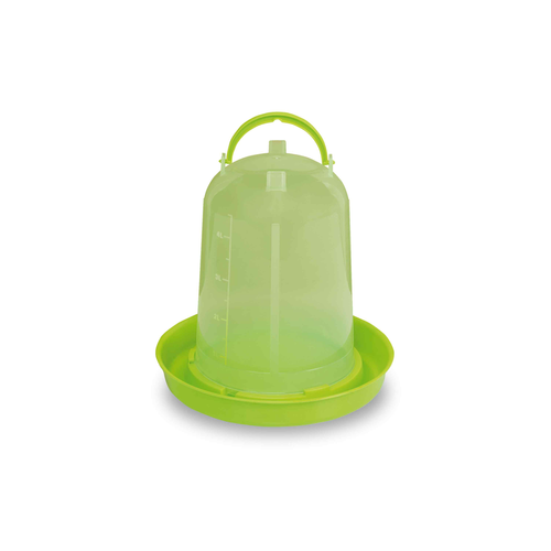 PLASTIC FOUNTAIN GREEN  5 L