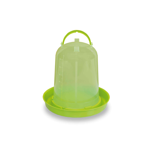 PLASTIC FOUNTAIN GREEN  8 L