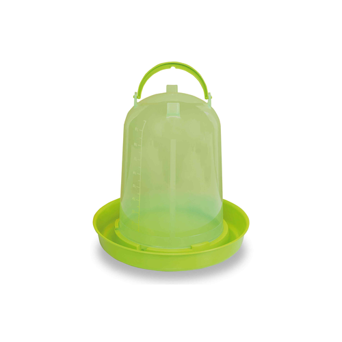PLASTIC FOUNTAIN GREEN  10 L