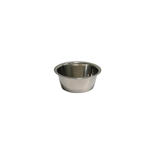 CAT BOWL STAINLESS STEEL  16 CM