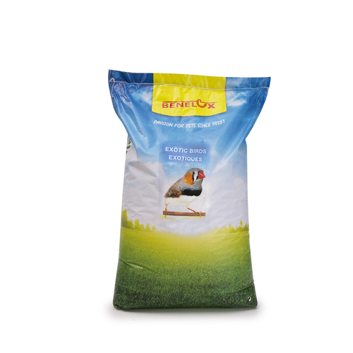 MIXTURE FOR EXOTIC BIRDS 20 KG X-LINE