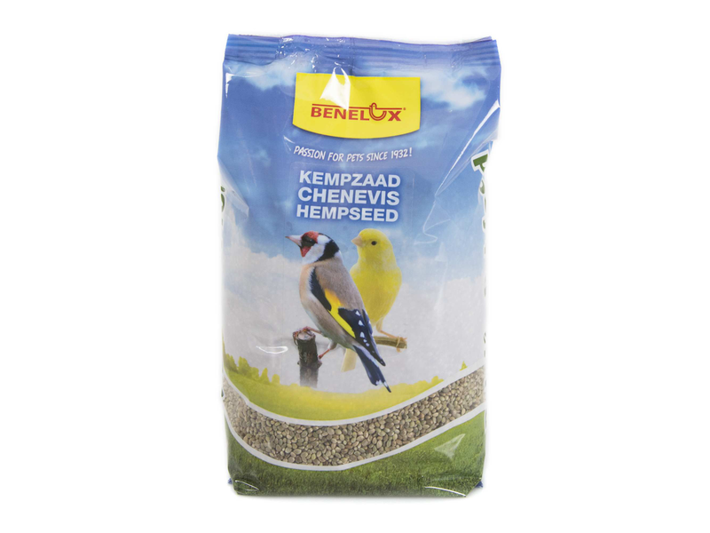 HEMP SEED FROM FRANCE 800 G