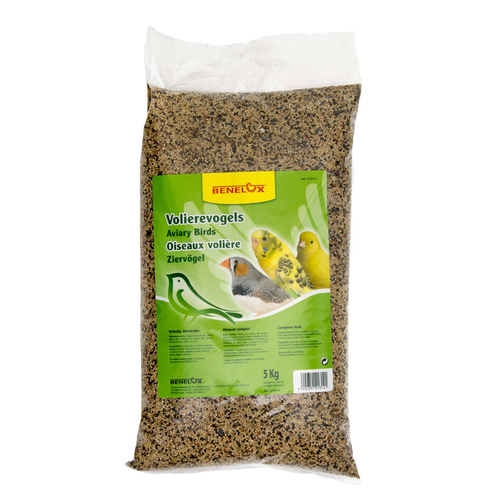 MIX FOR AVIARY BIRDS 5 KG