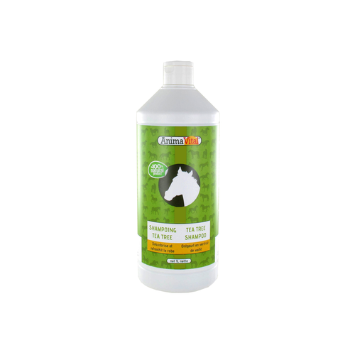 SHAMPOOING CHEVAUX TEA TREE 1 L