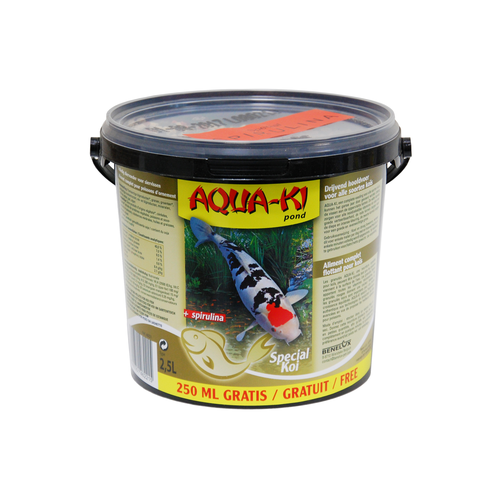 AQUA-KI KOI COLOUR 2.5 L