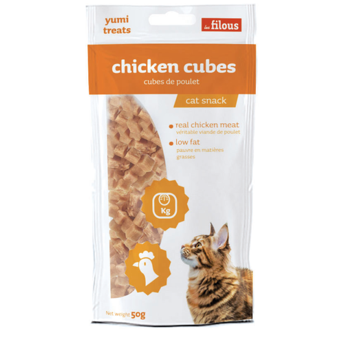 FILOUS 50Gx CHICKEN CUBES