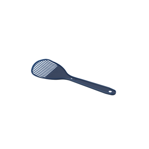 CAT LITTER SCOOP BLUEBERRY