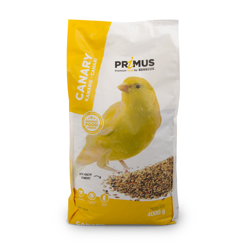 MIXTURE FOR CANARIES 4000 G PRIMUS