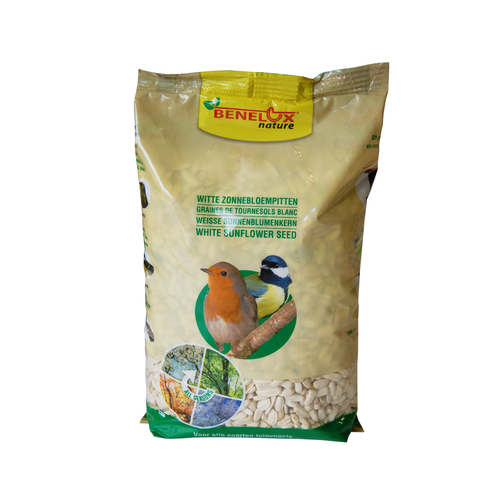 BNL NATURE WHITE SUNFLOWERSEEDS  700 G
