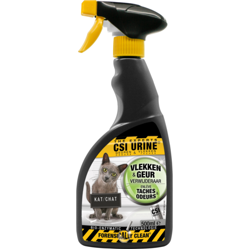CAT STAIN & ODOUR REMOVER SPRAY 500ML