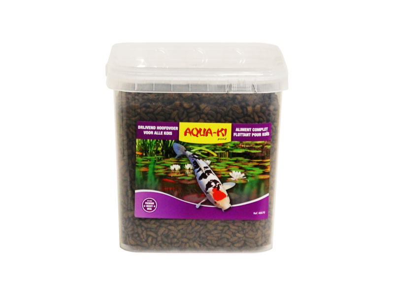 AQUA-KI INSECT KOI FEED 5,4L BUCKET