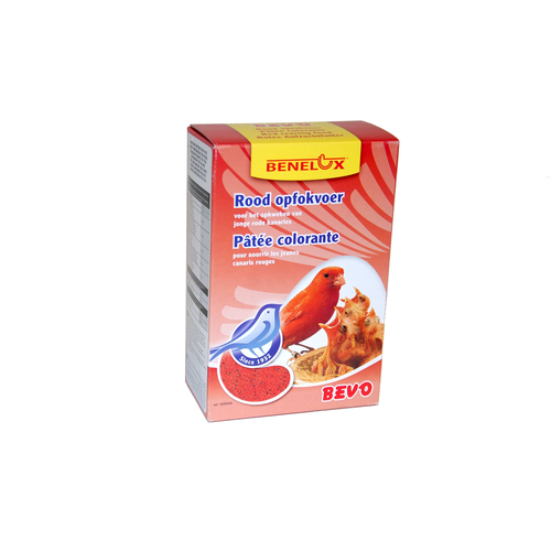 RED REARING FOOD BEVO 1 KG BOX