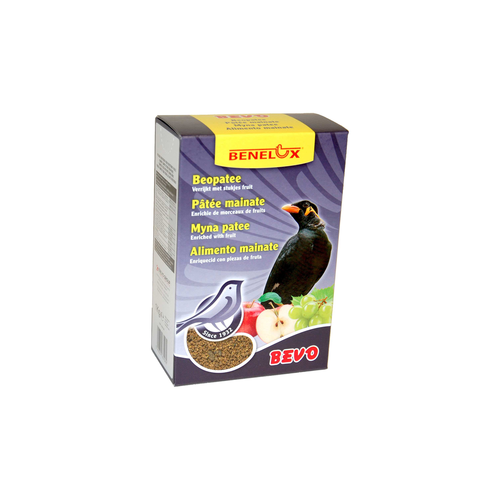MYNAH FOOD WITH FRUIT 1 KG BOX