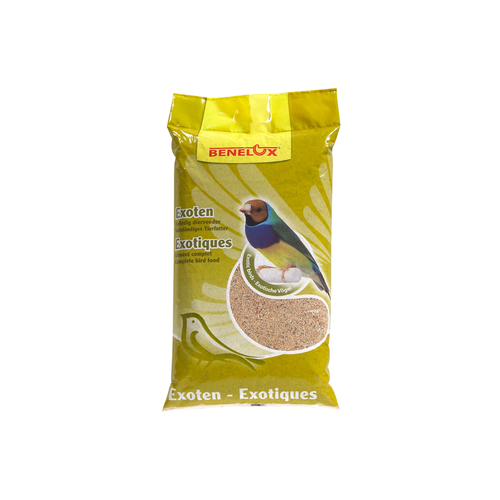 MIXTURE FOR EXOTIC BIRDS SUPERIOR 5 KG