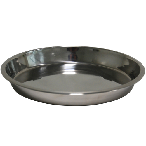 DISH STAINLESS STEEL  30 CM 2,25 LTR