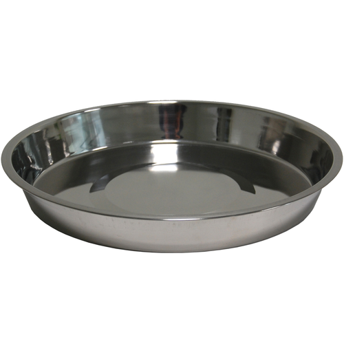 DISH STAINLESS STEEL  35 CM 3,3 LTR