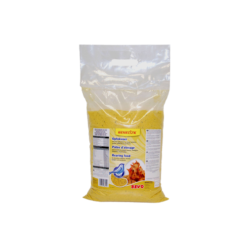 YELLOW REARING FOOD BEVO 5 KG BAG