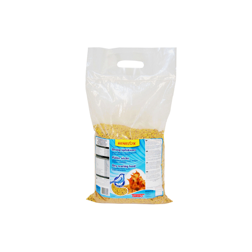 DRY SOFTFOOD YELLOW TURBO 4 KG BAG