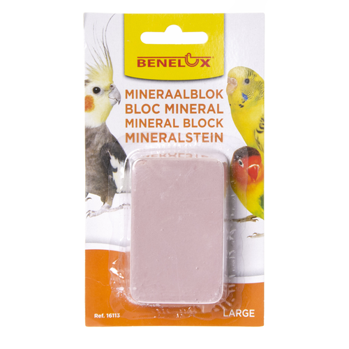 MINERAL BLOC FOR BIRDS