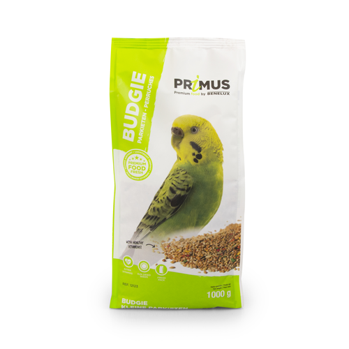 MIXTURE FOR BUDGIES 1000 G PRIMUS