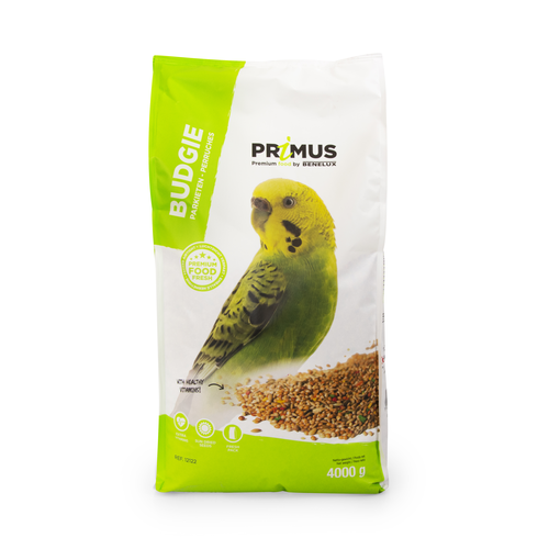 MIXTURE FOR BUDGIES 4000 G PRIMUS