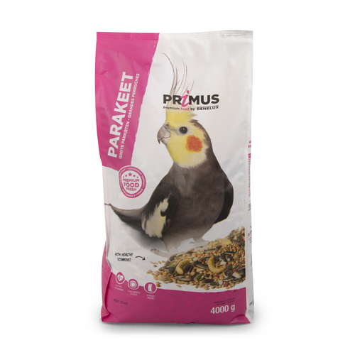 MIXTURE FOR PARAKEETS 4000 G PRIMUS