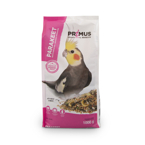 MIXTURE FOR PARAKEETS 1000 G PRIMUS