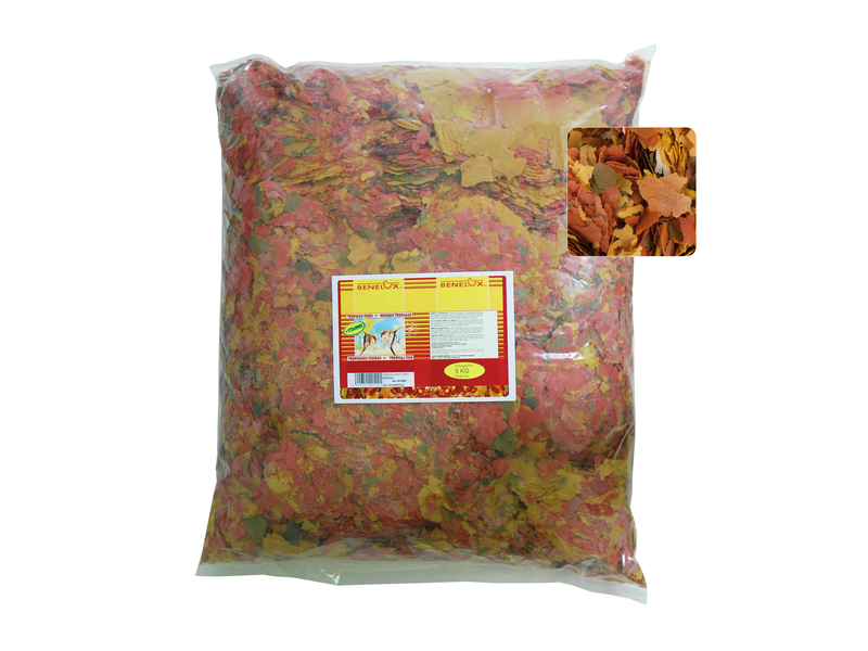 FISH FOOD TROPICAL FISH 5 KG | Fish | Kinlys com