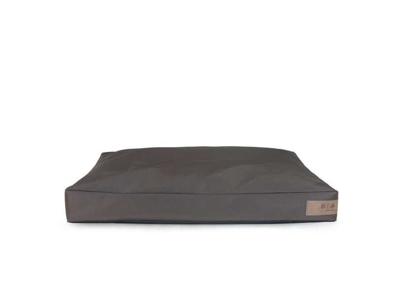EXCLUSIVE MATTRESS S 65x50x8 - COFFEE BROWN